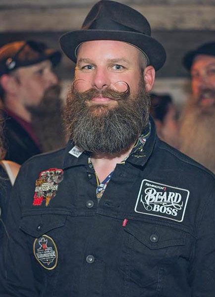 Beard Boss – Trucker Jacket