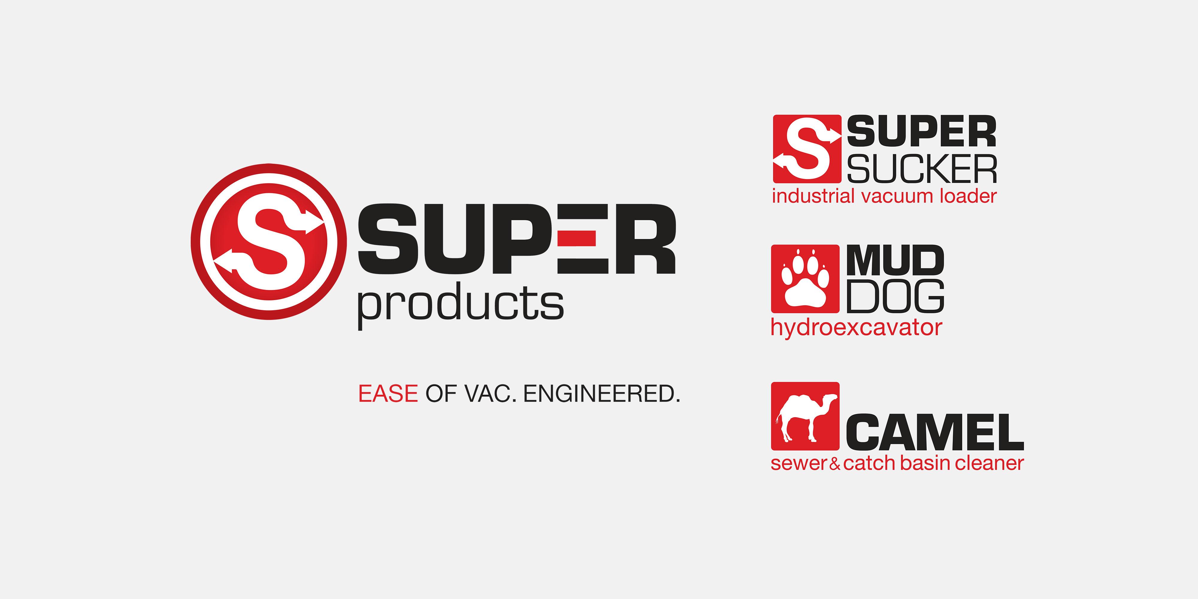 Super Products – Vacuum Excavators