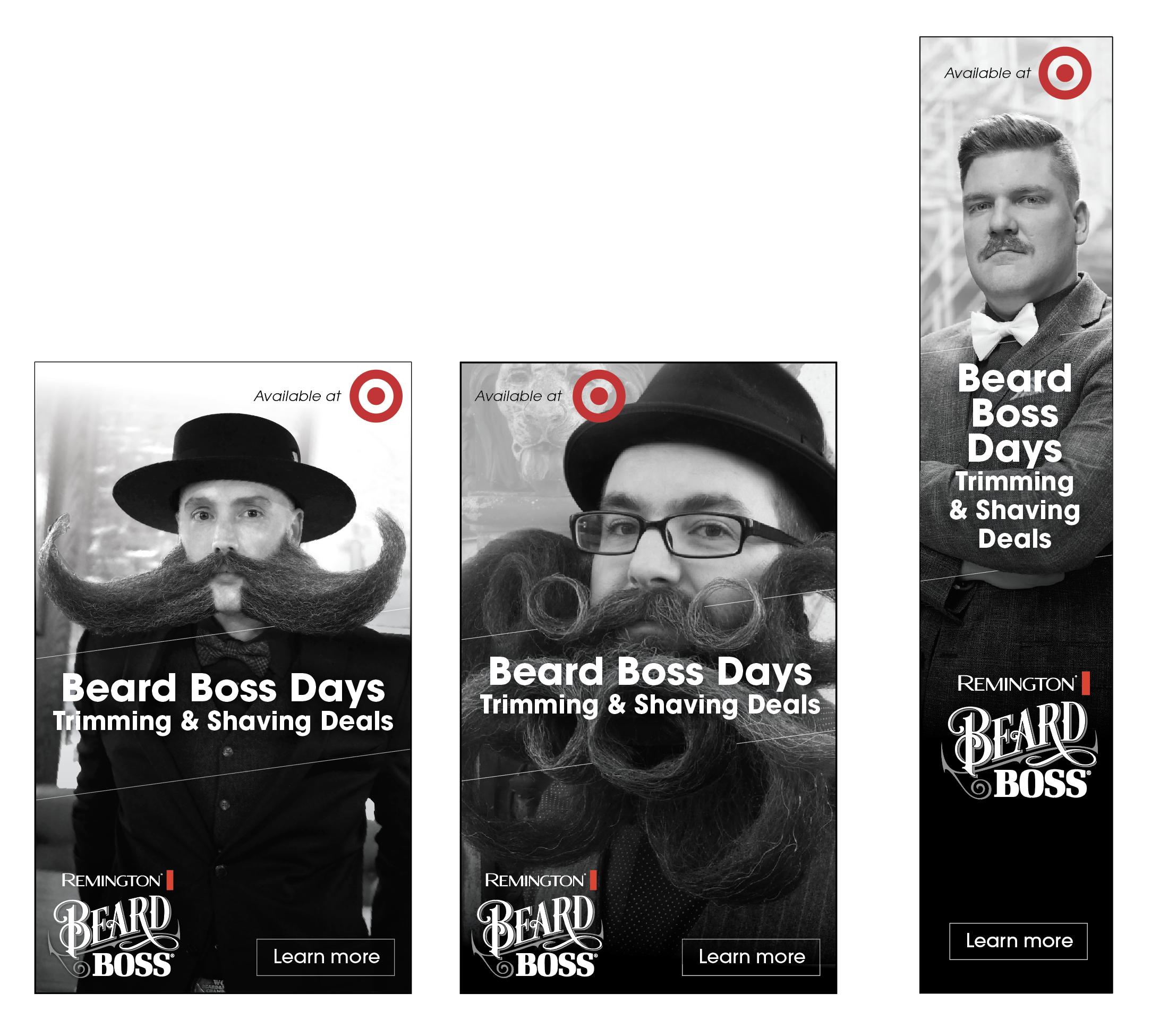 Beard Boss at Target
